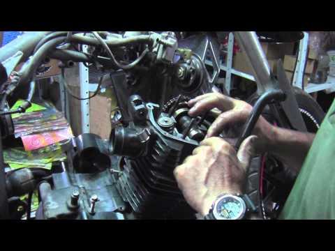 akt 180 xm cambio de empaques, cambio de valvulas y reparacion