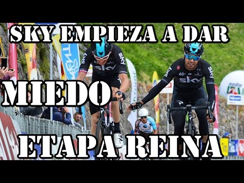 ETAPA REINA TOUR DE LOS ALPES 2017/SKY SUPERIORIDAD TOTAL/LANDA RESURGE