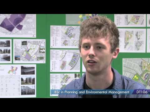 Planning & Environmental Management - DT106