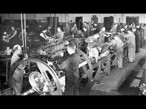 Organização Fabril - Aula IV A Grande Transformação Revolução Industrial
