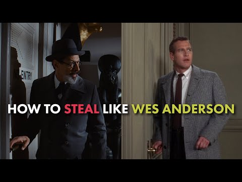 How To Steal Like Wes Anderson - The Grand Budapest Hotel