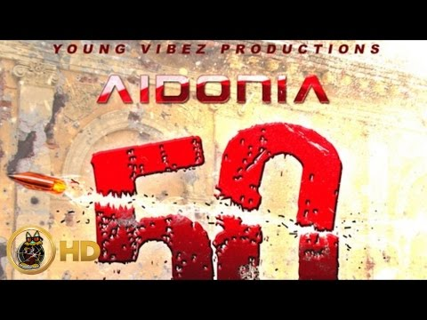 Aidonia  50 Calibur Raw 50 Cal Riddim March 2015