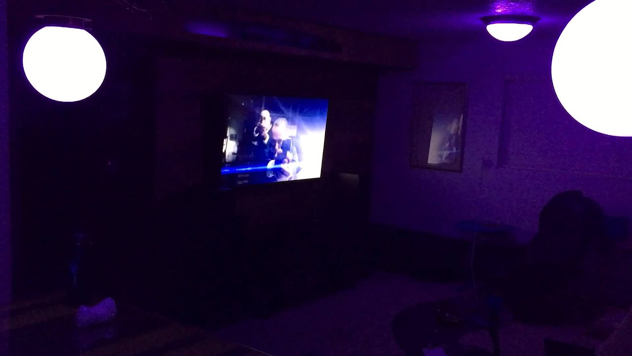 12 Monkeys Synced with Philips Hue Lights