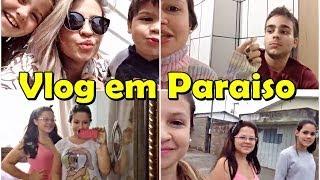Vlog em Paraiso - MG