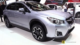 2016 Subaru XV 2.0i AWD - Exterior and Interior Walkaround - 2016 Geneva Motor Show