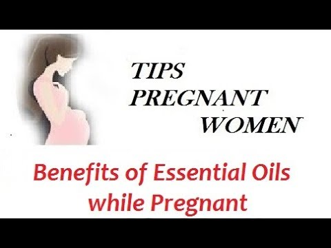 Is it safe to use essential oils while pregnant