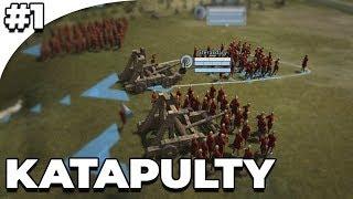 Total War: Arena #1 - Free-to-play bojiště + katapulty! [CZ / Česky]