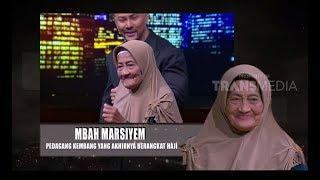 VIRAL, Nenek Penjual Bunga Kenanga Akhirnya Naik Haji | HITAM PUTIH (25\/07\/18) 1-4