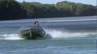 Jettec 320 Alloy Jet Boat