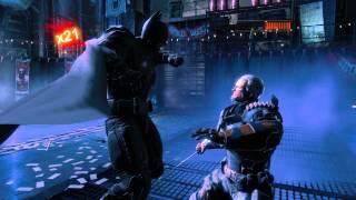 Batman: Arkham Origins - Perfect Deathstroke Walkthrough (I am the Night)
