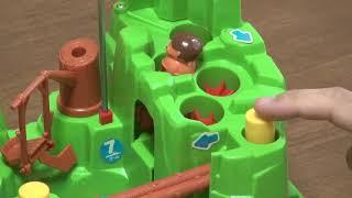 昭和レトロ玩具『冒険ランド』