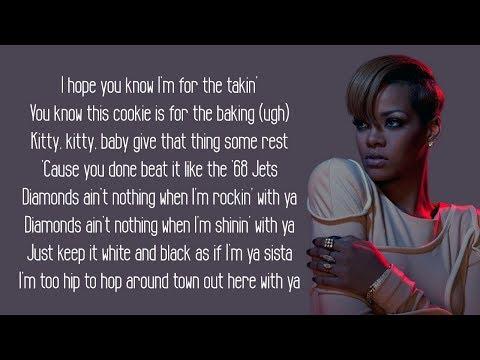 Wild Thoughts - DJ Khaled ft. Rihanna, Bryson Tiller (Lyrics)