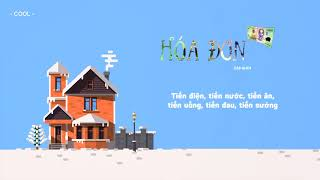 Hóa Đơn - Dập Ghim Band ❖「Lyric Video」❖ Cool