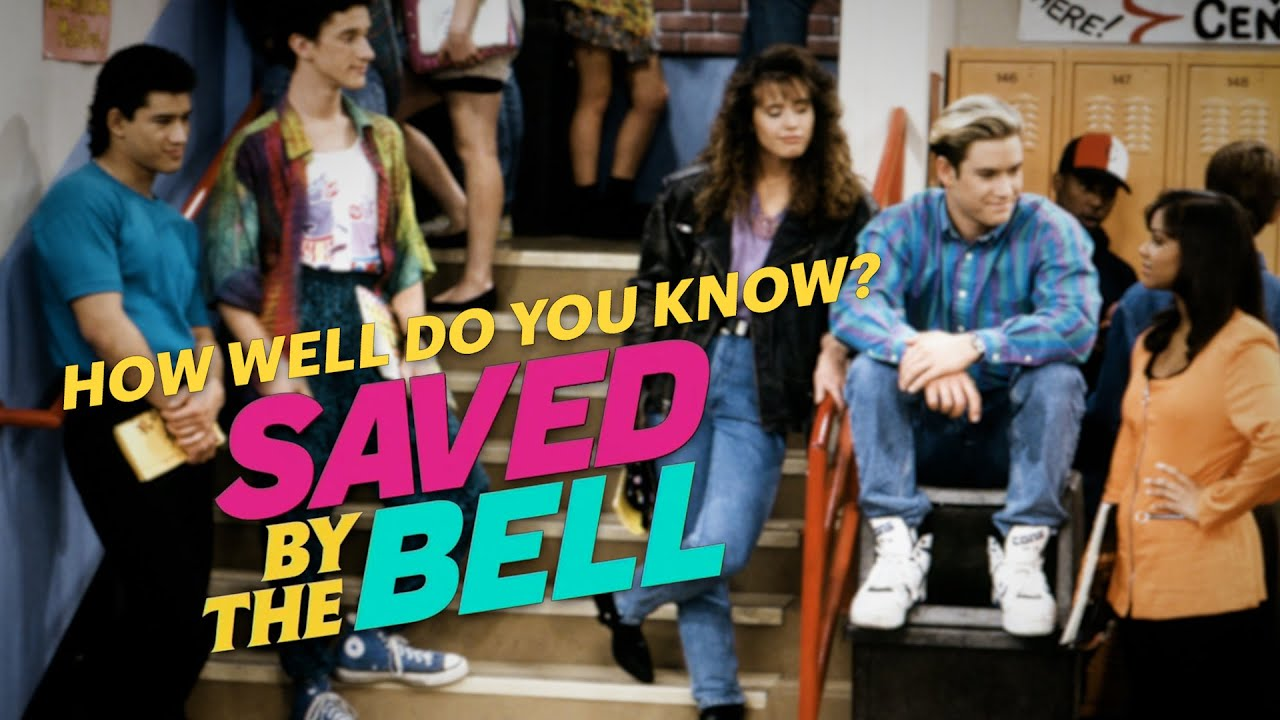 'Saved By the Bell' Stars Show How Well They Know the Sitcom
