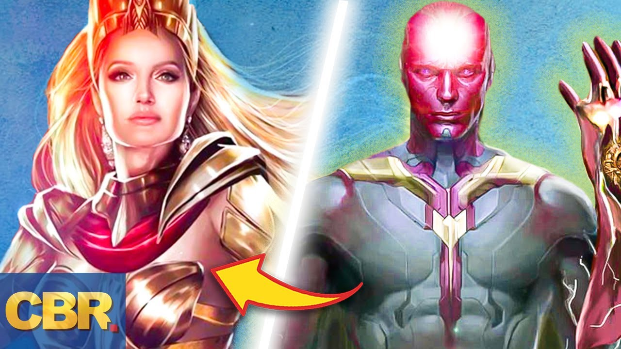 Avengers: Age of Ultron Connects to Eternals