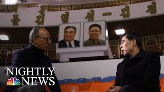 North Korea: Nuclear Program Is Not Up For Negotiation | NBC Nightly News