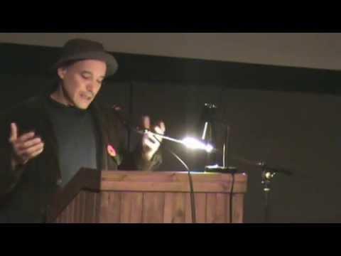 Alexander Jorgensen - Poetry reading at Visible verse festival