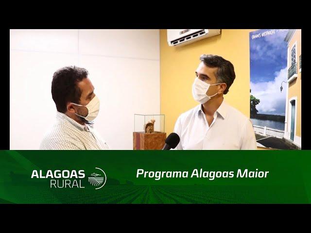 Conheça o programa Alagoas Maior