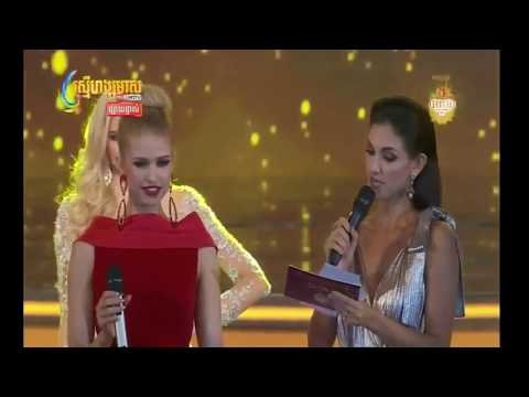 Miss Global 2017 in Cambodia Part 5