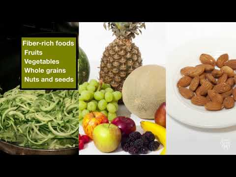 Mayo Clinic Minute: What you eat is important for colon health