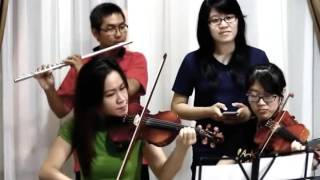Shi Shang Zhi You Ma Ma Hao (世上只有媽媽好) - Mother's Day Tribute by GKKB Ensemble