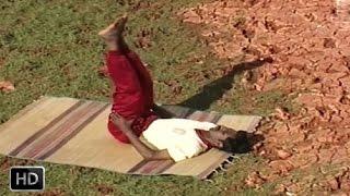 Yoga Exercise for Beginners - Pashini Mudra (Yoga Nidra Mudra) - Strengthens the Spinal Cord