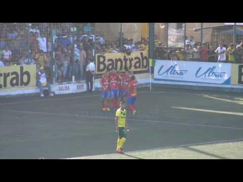 Petapa 0- 2 Municipal - Jornada 6 - Clausura 2017