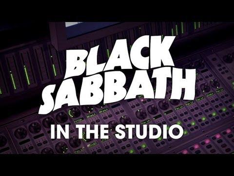 An Inside Look At Black Sabbath in the Studio