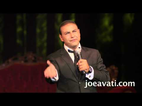 Italians Are No Good At Technology - Joe Avati