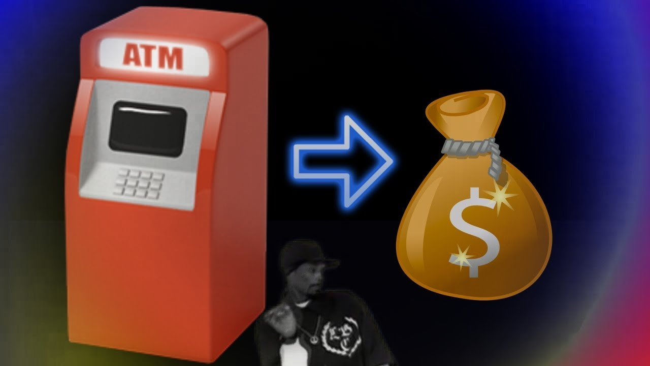 How to hack ATM machine