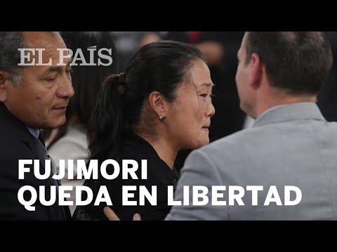 La justicia peruana anula la detención de Keiko FUJIMORI