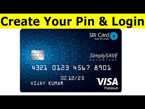 how-to-activate-sbi-credit-card-pin-&-create-login-user-id-and-password