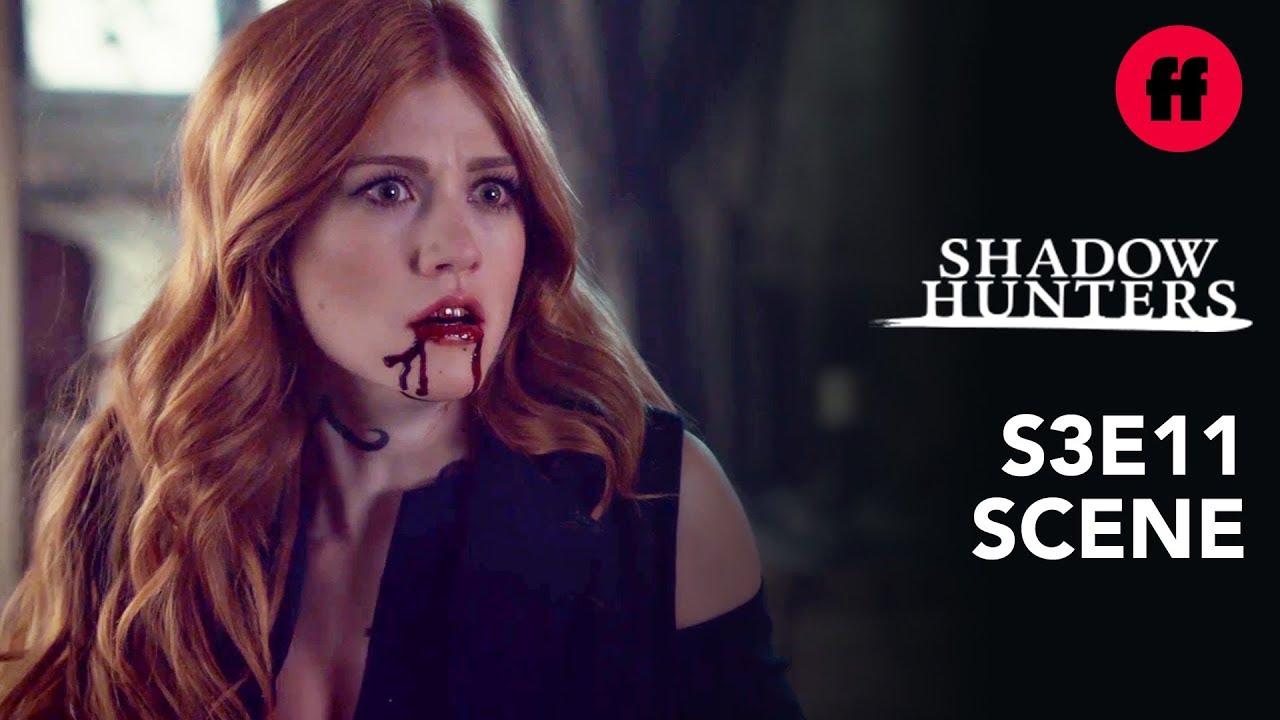 Download Shadowhunters Season 3, Episode 11 | Clary Attacks Jonathan | Freeform