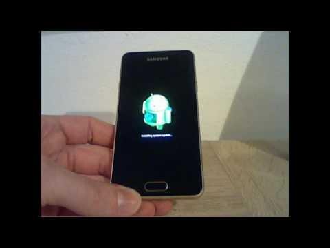 Samsung Galaxy A3 zurücksetzen (Hard Reset)