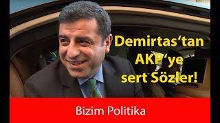Selahattin Demirtaş şahane konuşmakari! HDP Lideri