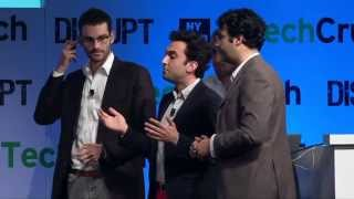 WINNER Enigma | Disrupt NY 2013 Startup Battlefield Finals