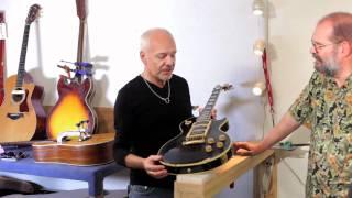 Peter Frampton Discusses His Flood-Damaged Guitar