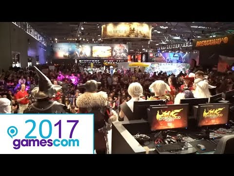 FINAL FANTASY XIV at Gamescom 2017
