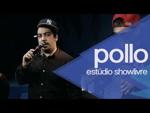 """""""Gênio da lâmpada"""" - Pollo no Estúdio Showlivre 2014"""