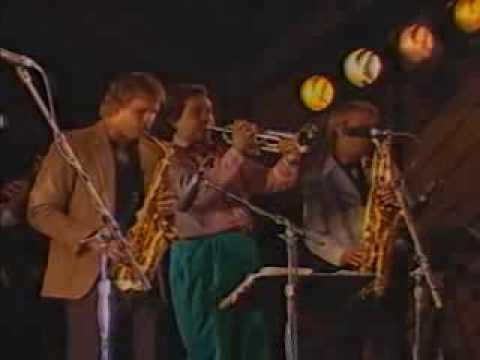 Chris Daniels & the Kings Promo Video 1984 -1985!