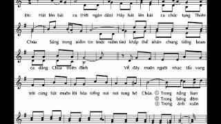 Kim Long, Hát Lên Bài Ca