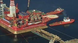 Russia's big Arctic oil ambitions