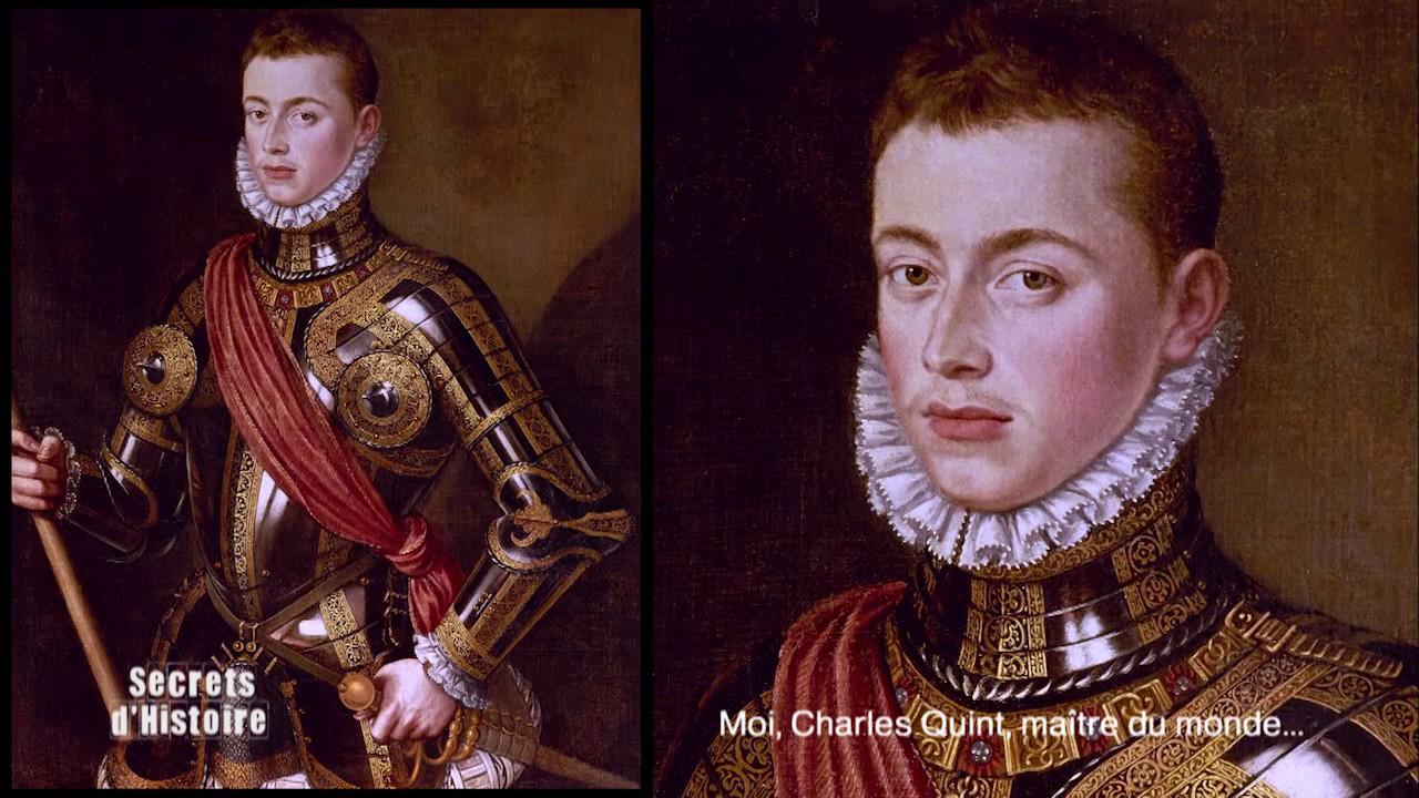 Secrets d'histoire - Moi, Charles Quint, maître du monde (intégrale)