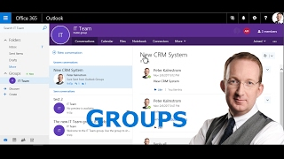 Office 365 Groups Intro
