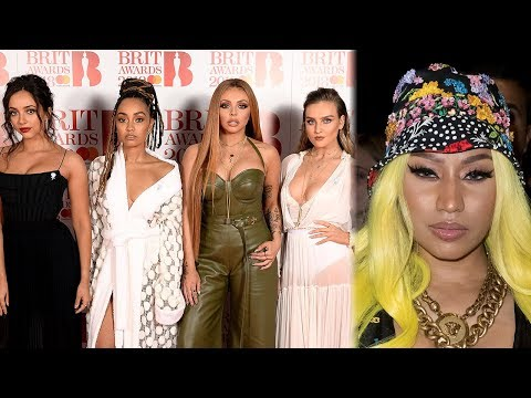 Little Mix TEAMING UP With Nicki Minaj For NEW Song & Video