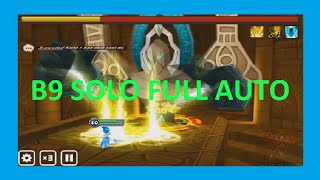 Solo Full Auto Hall of Wind B9 | Lumirecia | Summoners war