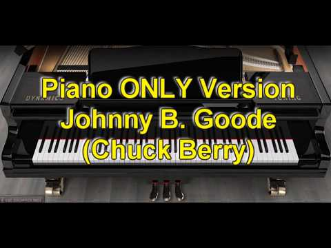 piano-only-version---johnny-b-goode-(chuck-berry)