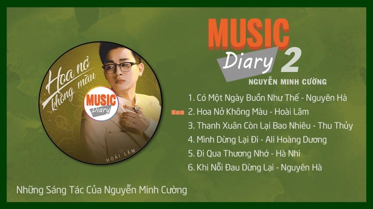 Music Diary 2 | Hoài Lâm, Nguyên Hà, Thu Thuỷ, Ali Hoàng Dương, Hà Nhi
