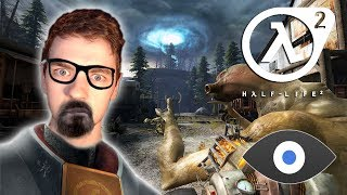 Half Life 2 with the Oculus Rift   NATIVE SUPPORT DONE RIGHT