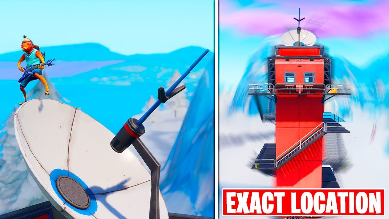 dance on top of an air traffic control tower fortnite week 5 challenges - air traffic control center locations fortnite